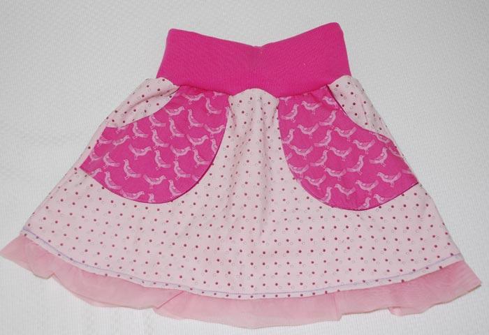 Tanzröckchen-rosa-wattetüll